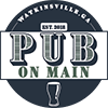The Pub on Main in Watkinsville Restaurant
